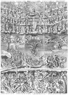 Philippe Thomassin, The Last Judgment, 1606