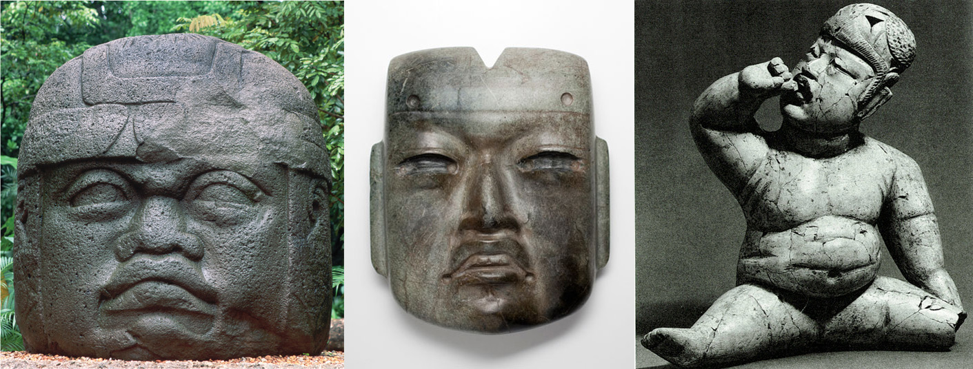 Those african olmecs or the case of pro fitting pre